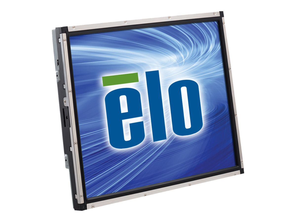 ELO Touch Solutions 1739L 17 Open-Frame Touchmonitor AccuTouch, Dual Serial USB, Antiglare, E607940