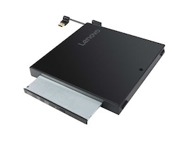 Lenovo ThinkCentre Tiny IV DVD Burner Kit, 4XA0N06917, 33766213, DVD Drives - Internal
