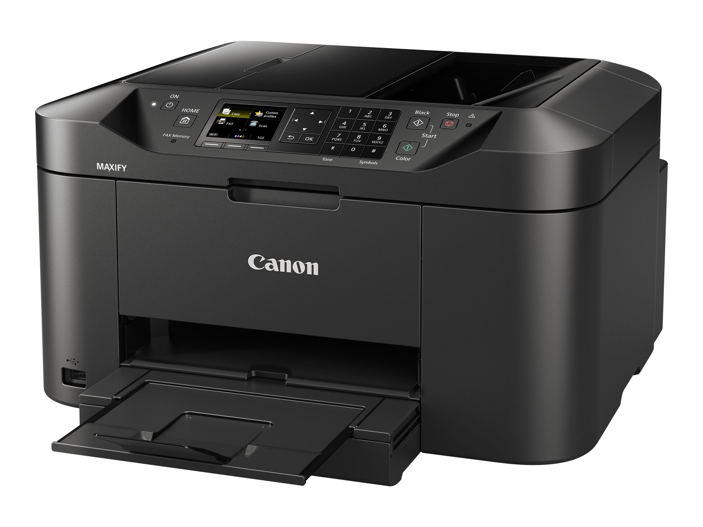 Canon MAXIFY MB5120 Wireless Small Office All-In-One Printer, 0960C002
