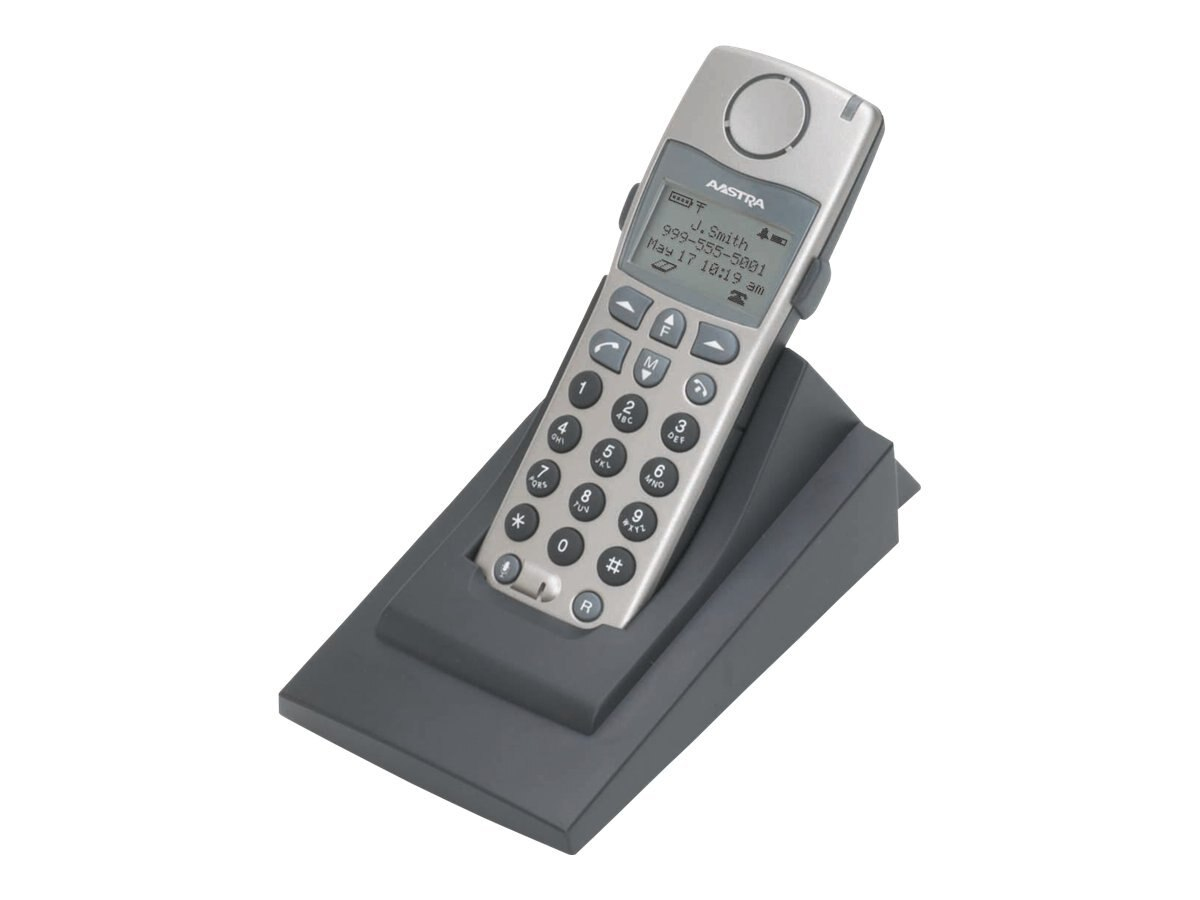 Aastra CM-16 Generic Phone - Silver, A1801-0000-1605, 31902752, Telephones - Consumer