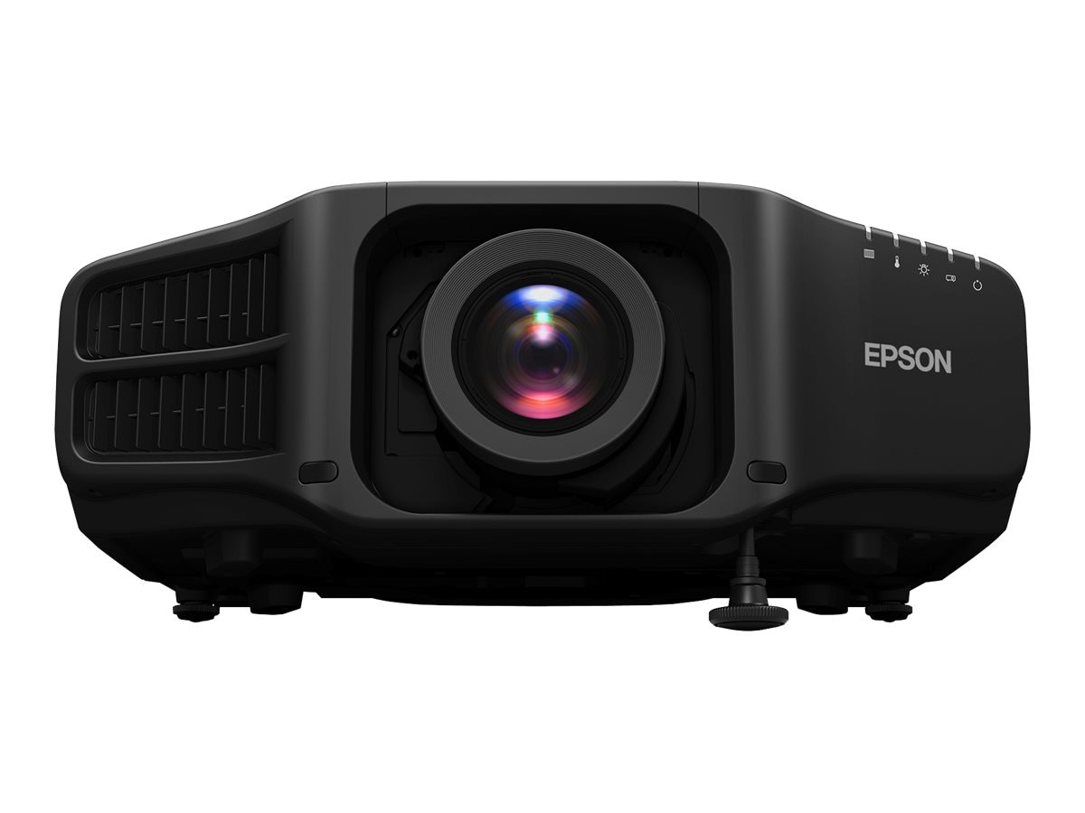 Epson Pro G7805 XGA 3LCD Projector with Standard Lens, 8000 Lumens, Black