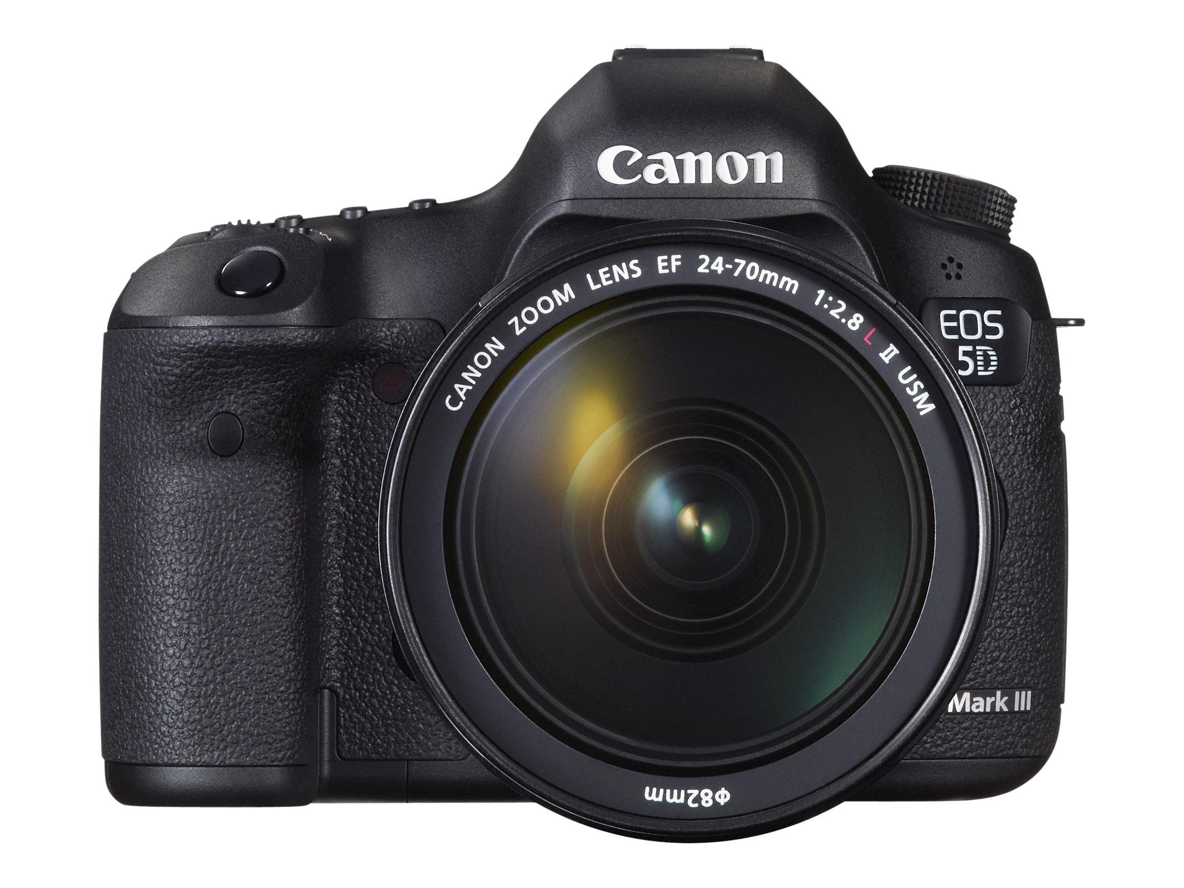 Canon EOS 5D Mark III DSLR Camera with EF 24-70mm Lens