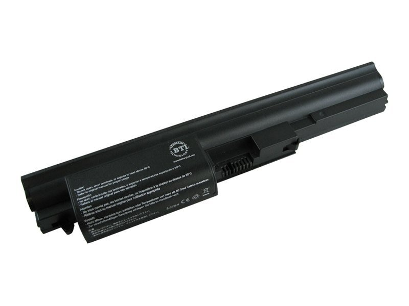 BTI Battery, for ThinkPad Z60T, Z61T Series, IB-Z60T, 8222020, Batteries - Notebook