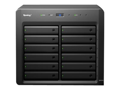Synology DiskStation DX1215 12-Bay Expansion Unit, DX1215, 18366772, Network Attached Storage