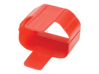 Tripp Lite Plug-Lock Inserts for C14 Power Cords , Red (100-pack), PLC13RD, 15994837, Power Cords