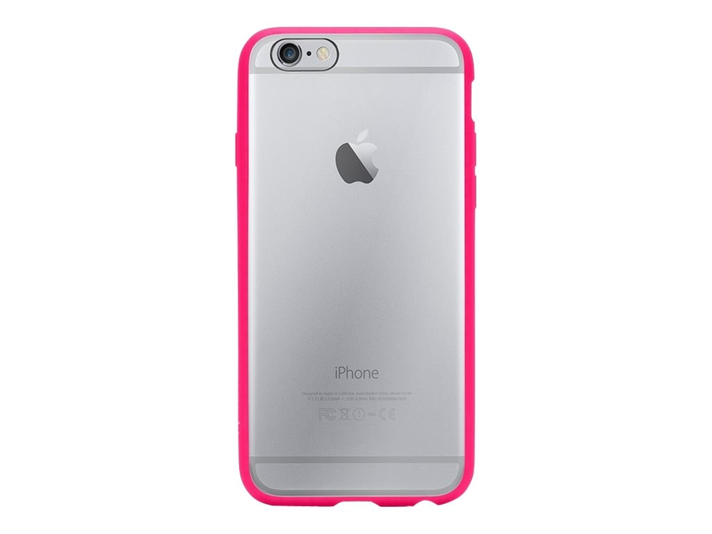Griffin Reveal for iPhone 6 4.7, Hot Pink, GB39194, 17700783, Carrying Cases - Phones/PDAs