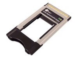 Siig Active USB ExpressCard 34 Adapter, JU-EC0032-S1, 7681700, PC Card/Flash Memory Readers