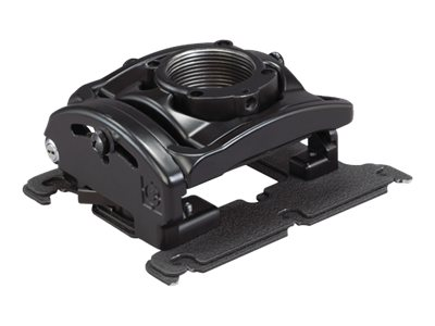 Chief Manufacturing RPA Elite Custom Projector Mount with Keyed Locking (A version), Black