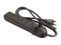 C2G Surge Suppressor V2 (6) Outlets, 29300, 15539498, Surge Suppressors