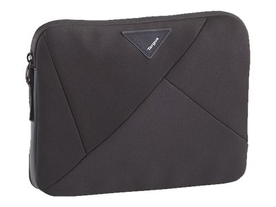 Targus A7 10.2 Netbook Sleeve, Black, TSS109US, 10159541, Protective & Dust Covers