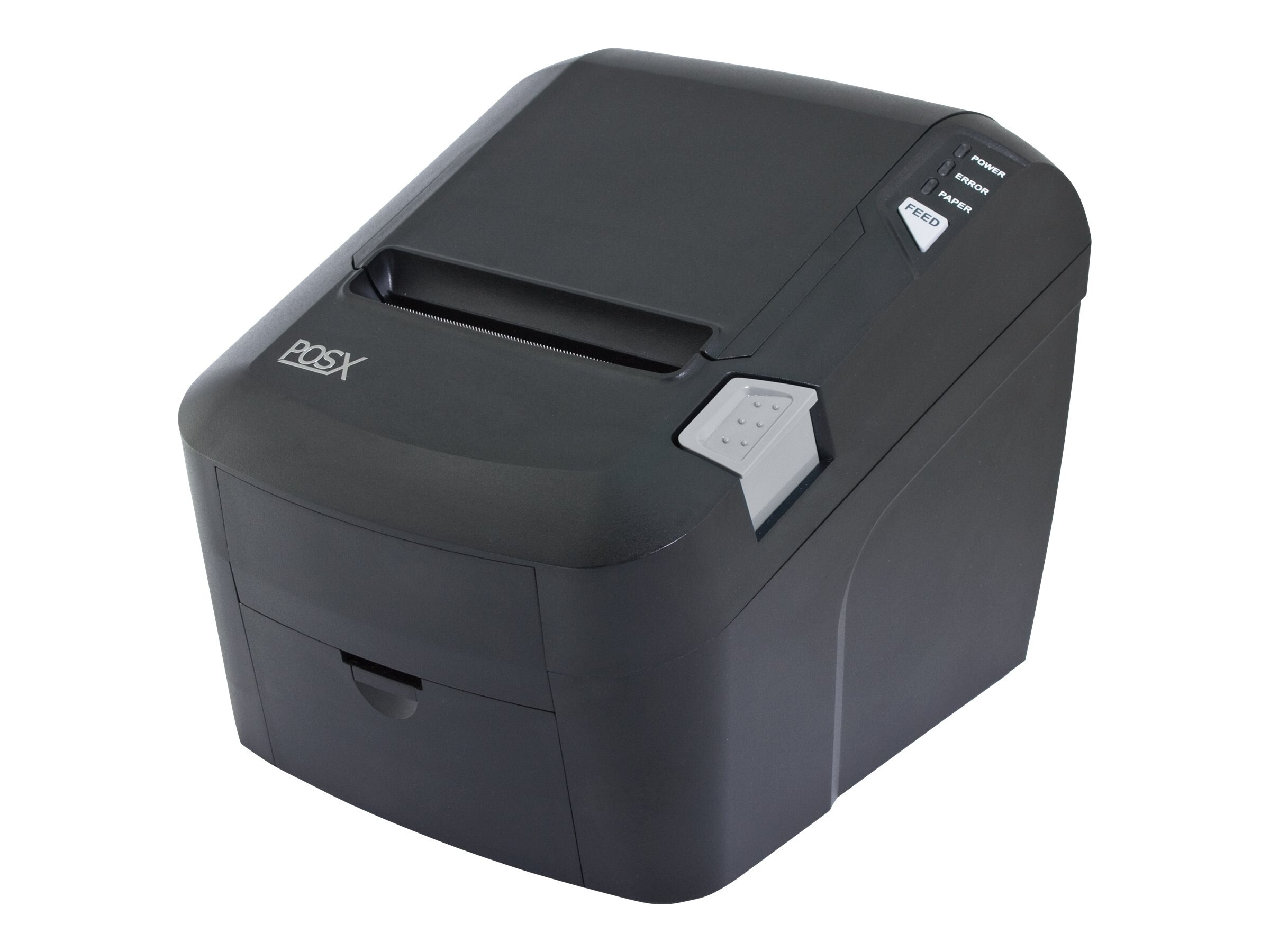 Pos-X EVO HiSpeed USB Thermal Receipt Printer - Black, EVO-PT3-1HU, 16012129, Printers - POS Receipt