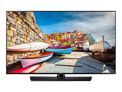 Samsung 43 HE477 Full HD LED-LCD Smart Hospitality TV, Black, HG43NE477SFXZA