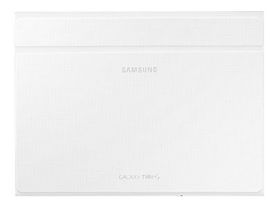 Samsung Book Cover for Galaxy Tab S 10.5, Dazzling White, EF-BT800BWEGUJ, 17429671, Carrying Cases - Tablets & eReaders