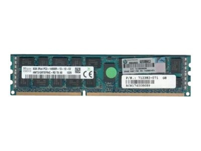 HP 16GB PC3-14900 240-pin DDR3 SDRAM RDIMM for ConvergedSystem 500 (remarketed), H6Y44AR