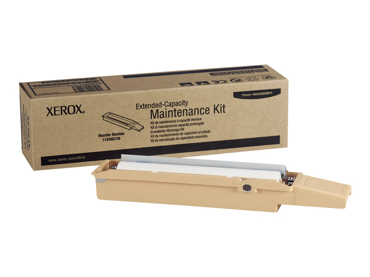 Xerox Extended Capacity Maintenance Kit for the Phaser 8860 & 8860 MFP, 113R00736, 7999081, Printer Accessories
