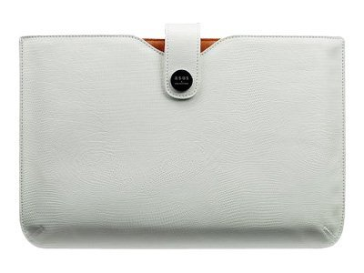 Asus Index Laptop Sleeve Model 10, White, 90-XB0JOASL00010-, 31260471, Carrying Cases - Notebook