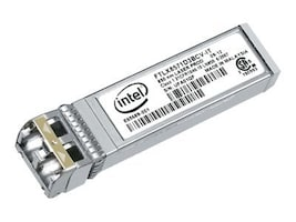 Intel Dual Rate 10GBase-SR 1000Base-SX SFP+ Transceiver, E10GSFPSR, 10767256, Network Transceivers