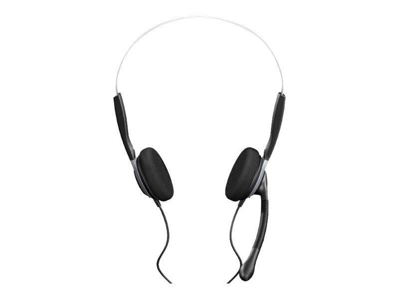 Sennheiser SH 250 Over-the-Head Binaural Corded Headset, 500223