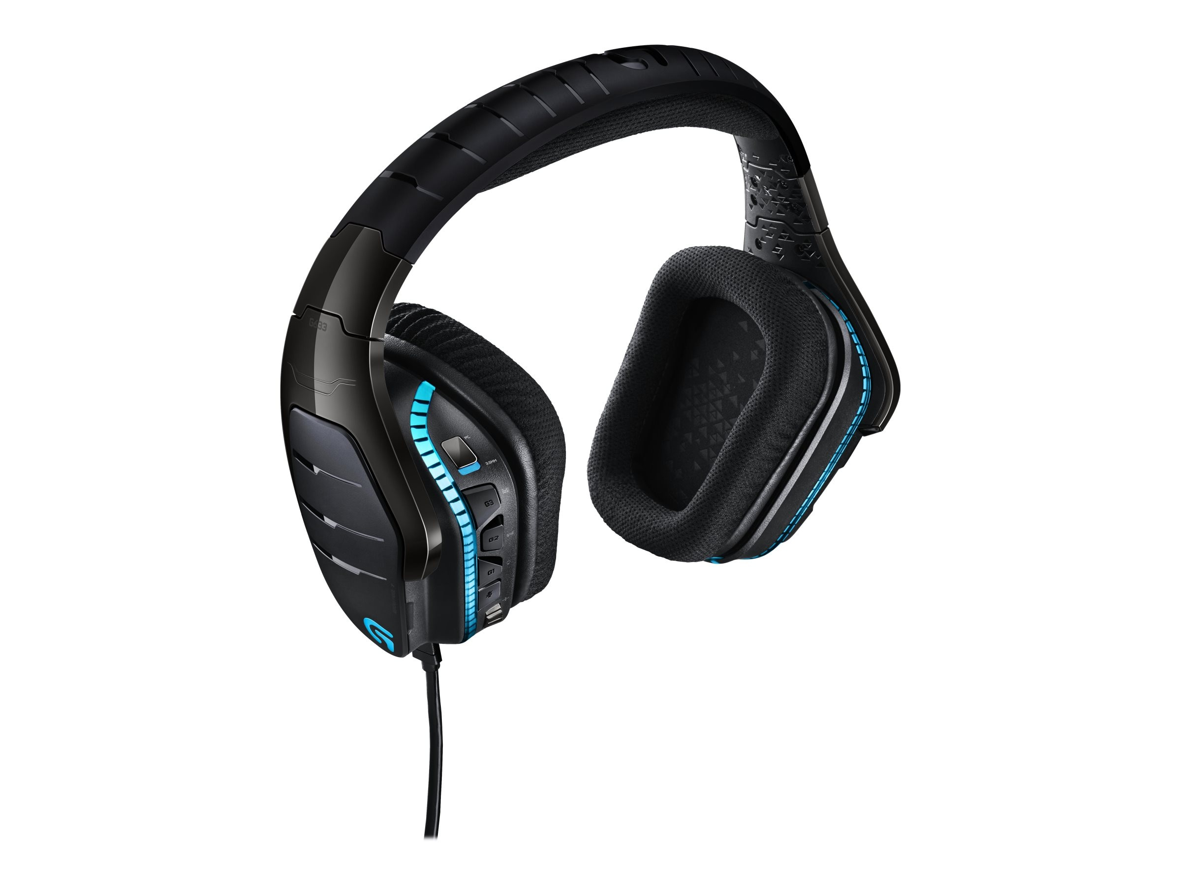 Logitech G633 Artemis Spectrum Gaming Headset, 981-000586