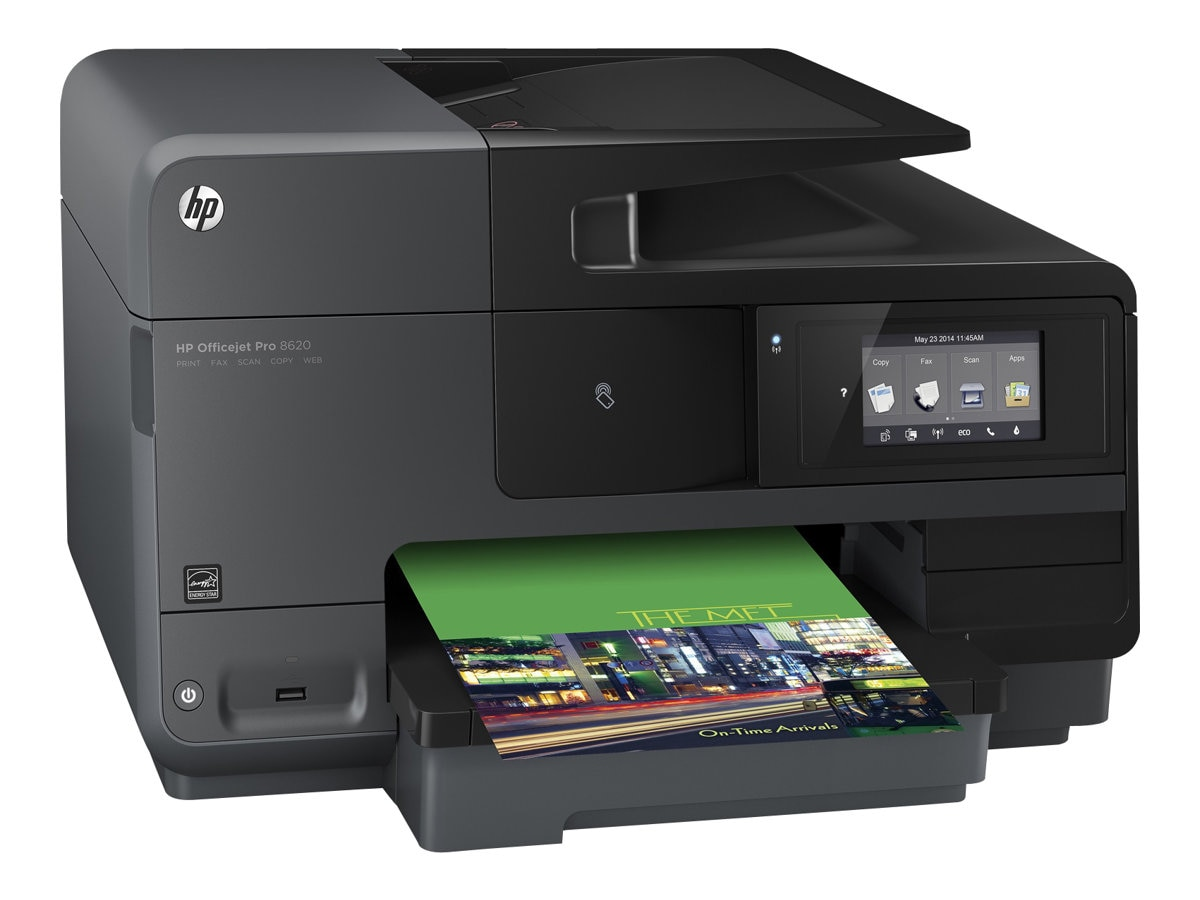 HP Officejet Pro 8620 e-All-in-One Printer ($299.95 - $150 Instant Rebate = $149.95 Expires 4 30), A7F65A#B1H