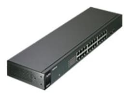 Zyxel GS1100-24 24-port Gigabit Rackmount Switch, GS1100-24, 12214989, Network Switches