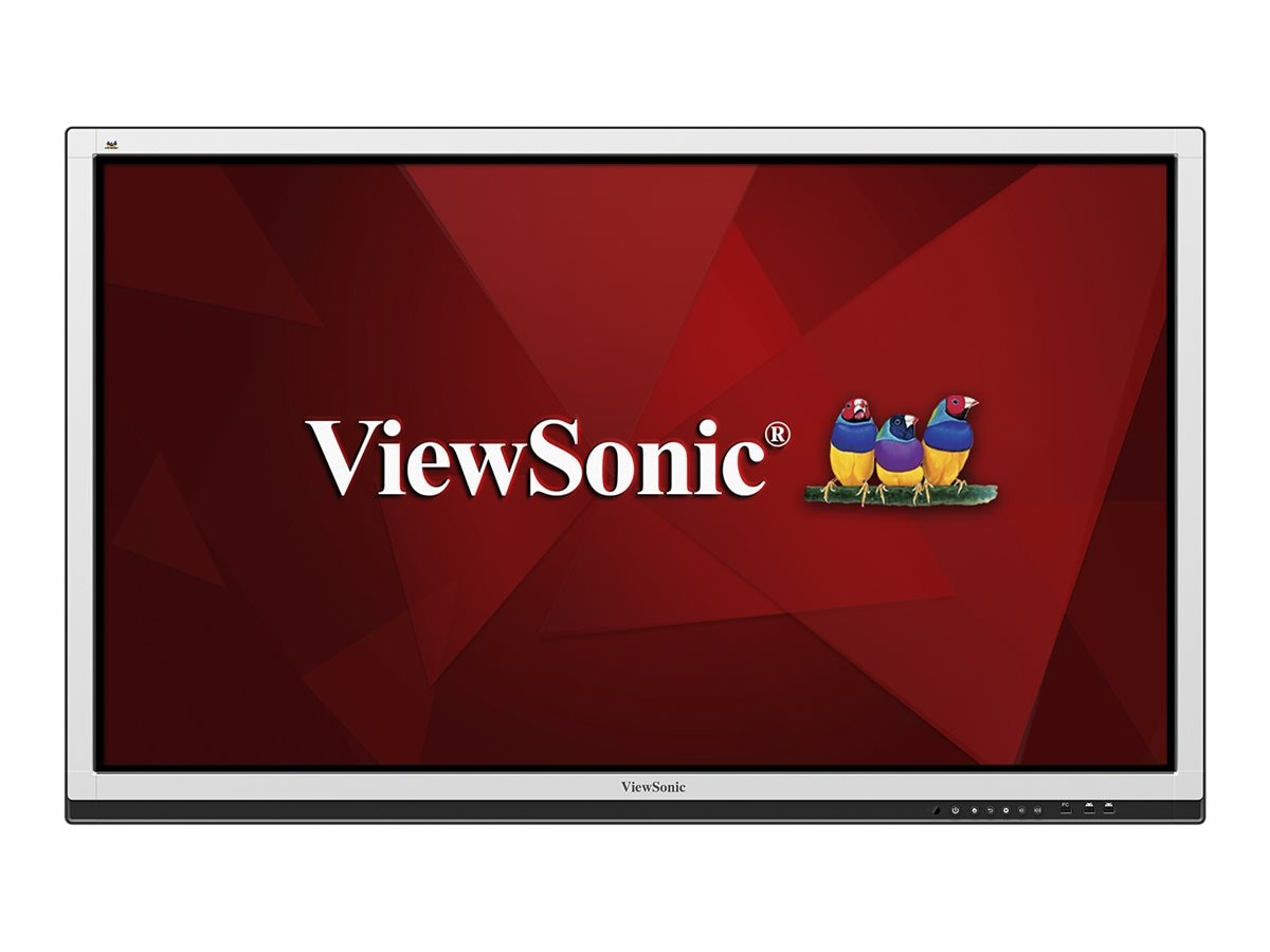 ViewSonic 70 CDE7061T Full HD LED-LCD Touchscreen Display, Black, CDE7061T, 32116631, Monitors - Large Format - Touchscreen/POS