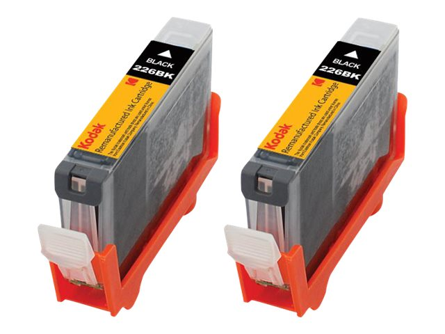 Kodak 4530B007 Black Ink Cartridge Combo Pack for Canon PIXMA, 4530B007-KD, 31286179, Ink Cartridges & Ink Refill Kits