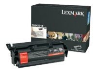 Lexmark Black Extra High Yield Toner Cartridge for T654 Series Printers, T654X21A, 9163842, Toner and Imaging Components