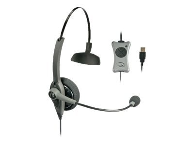 VXI TalkPro UC1 Headset, 203011, 12860260, Headsets (w/ microphone)