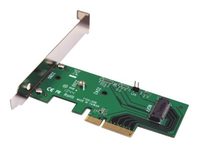 Addonics M2 PCIe SSD - PCIe 3.0 4-Lane Adapter