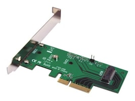 Addonics M2 PCIe SSD - PCIe 3.0 4-Lane Adapter, ADM2PX4, 17242671, Adapters & Port Converters