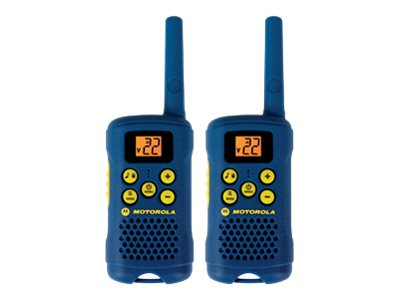 Motorola MG160A Talkabout 2-Way Radio - Dark Blue, MG160A, 15621352, Two-Way Radios