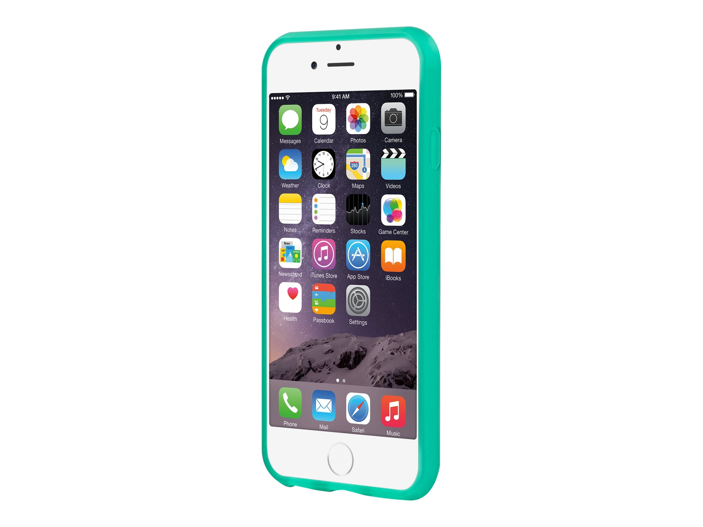 Incipio NGP Flexible Impact-Resistant Case for iPhone 6 6s, Translucent Teal