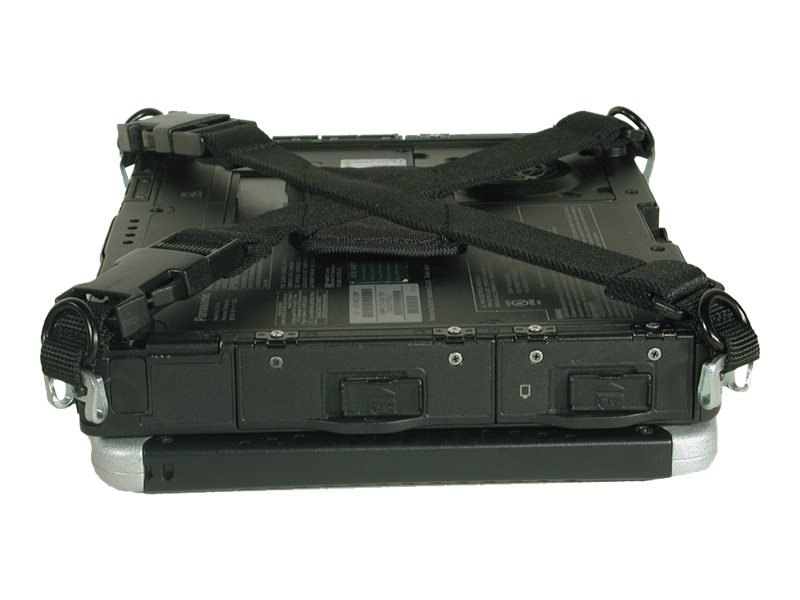 Panasonic InfoCase XStrap for CF-18, 19 Replaces FM19X-P, TBC19XSTP-P, 11745340, Carrying Cases - Notebook