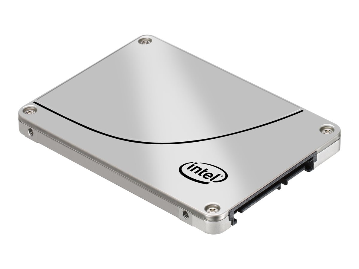 Intel 600GB DC S3500 Series SATA 6Gb s MLC 20nm 2.5 7mm Internal Solid State Drive (Brown Box)