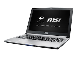 MSI PE60 6QE-1267 15.6 Notebook PC, PE60 6QE-1267, 32304586, Notebooks