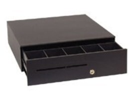 APG Series 100 Cash Drawer 16 x 16, Media Slots, 320 MultiPro Interface, T320-BL1616, 414317, Cash Drawers