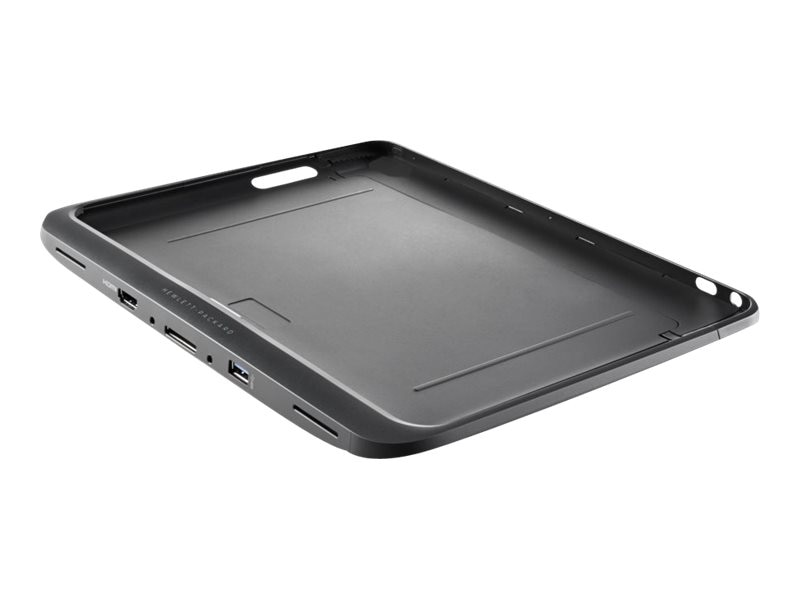 HP Smart Buy ElitePad Security Jacket w  Smart Card Reader, E5S90UT, 16566885, Protective & Dust Covers