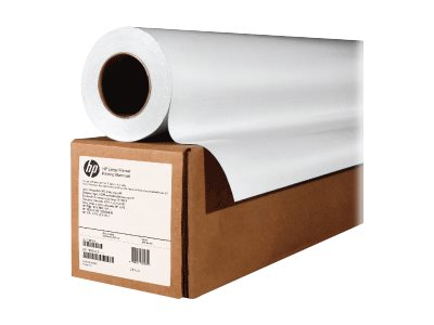 HP 24 x 500' Bright White Inkjet Paper - 3 Core