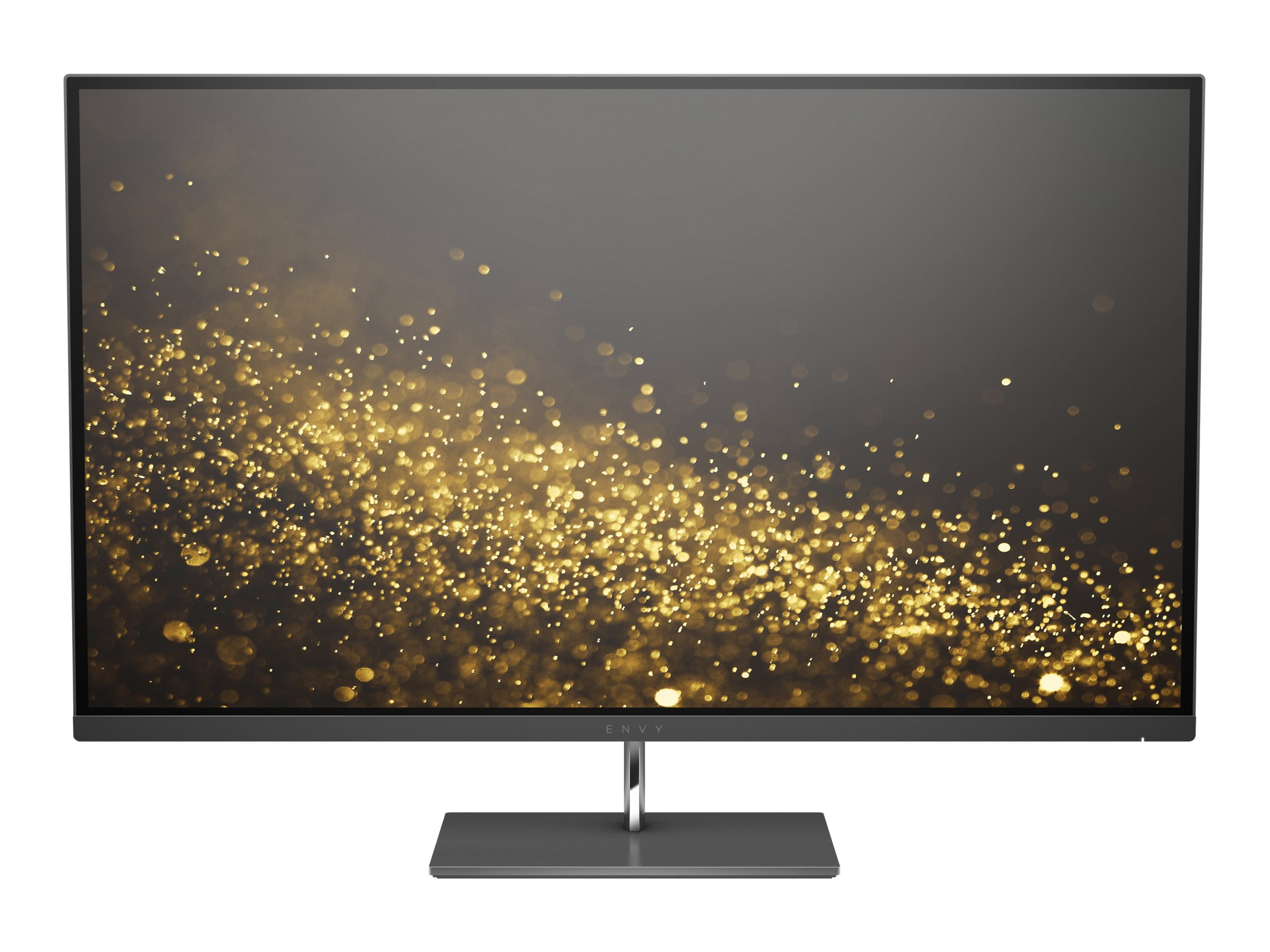 HP 27 Envy 4K Ultra HD LED-LCD Monitor, Black