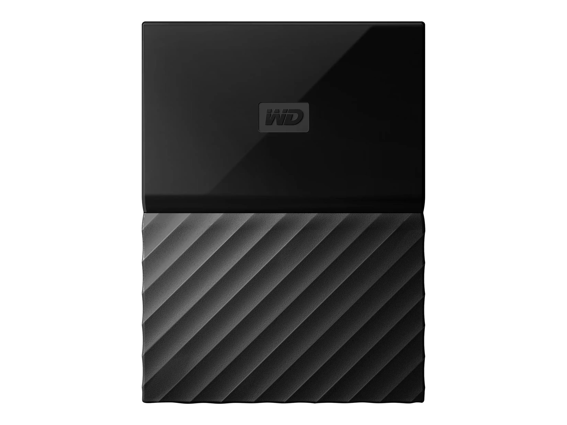 WD 4TB My Passport Ultra, Black, WDBYFT0040BBK-WESN