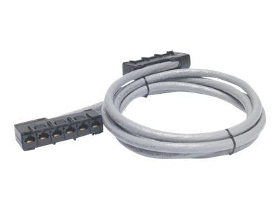 APC Cat5e Data Distribution Cable Gray 35ft, DDCC5E-035, 6127715, Cables