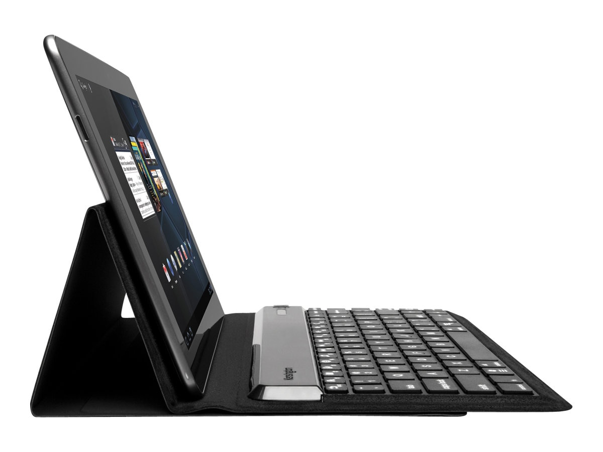 Kensington KeyFolio Expert Folio & Keyboard for Android Tablets, K39532US
