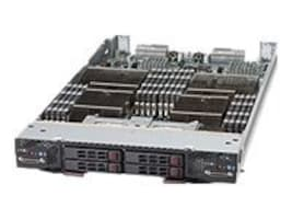 Supermicro Twinblade Module DP AMD 6100-128GB 2X 2.5 IPMI IB Opt., SBA-7222G-T2, 12326585, Network Device Modules & Accessories
