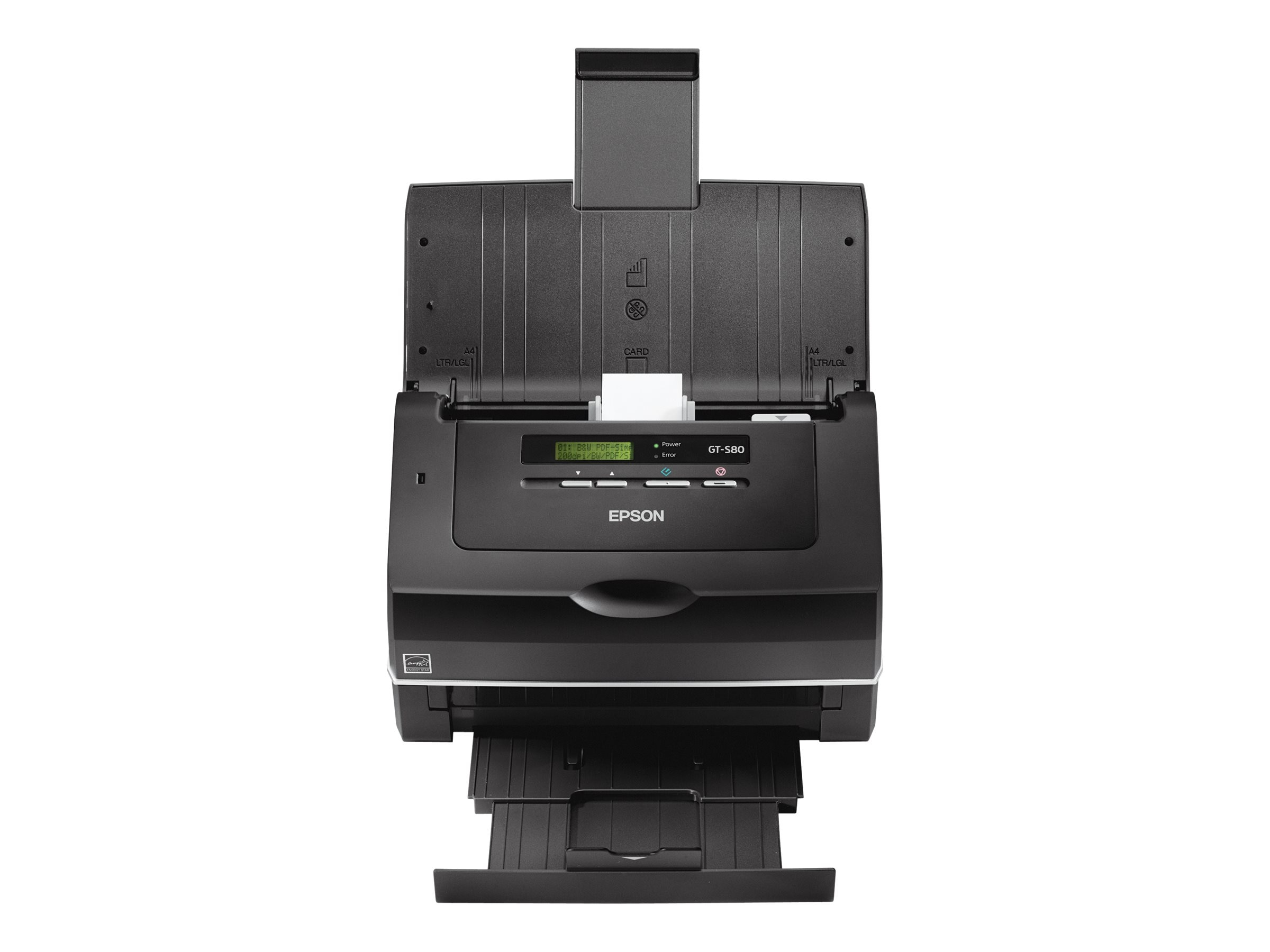 Epson WorkForce Pro GT-S80 Scanner, B11B194081, 9324108, Scanners