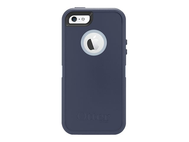 OtterBox Defender Series Case for iPhone 5 5s, Marine, 77-33326, 17705357, Carrying Cases - Phones/PDAs