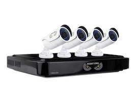 Night Owl 8-Channel HD Video Security System, AHD10-841, 34165866, Security Hardware