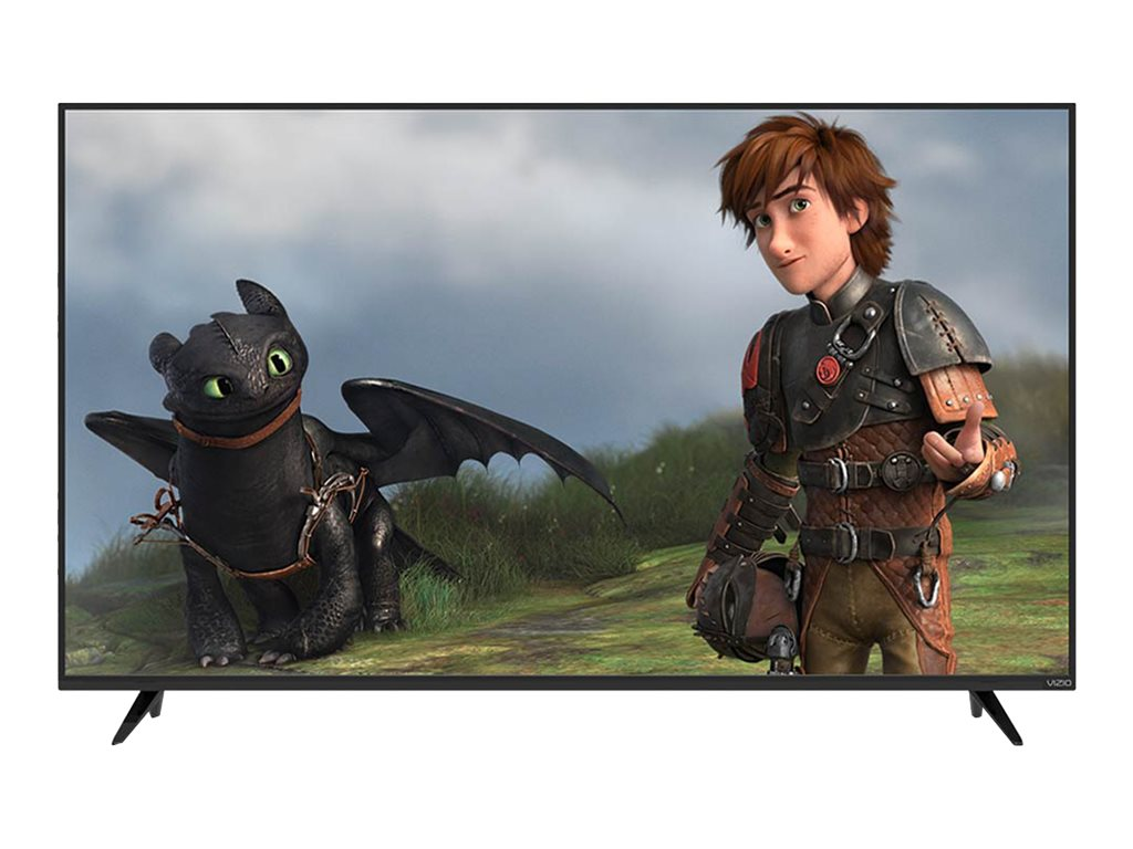 Vizio 65 D65U-D2 Ultra HD LED-LCD Smart TV, Black
