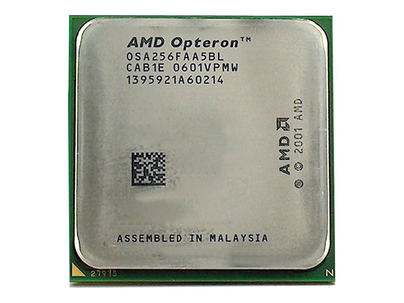 HPE 2-Procesor Kit, Opteron 16C 6380 2.5GHz 16MB 115W, for BL685c Gen7