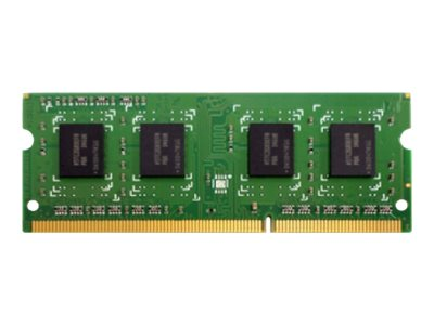 Qnap 2GB PC3-10600 204-pin DDR3 SDRAM SODIMM for Select Models, RAM-2GDR3-SO-1333, 15178282, Memory